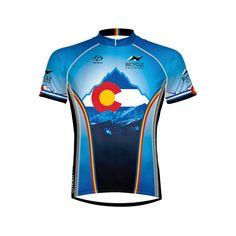 Bicycle Colorado Cycling Jersey