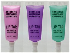 Obsessive Compulsive Cosmetics (OCC) The Garden Collection for Spring/Summer 2012