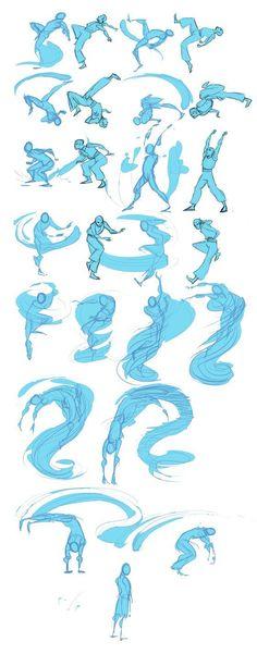 Movimiento y fluidez
