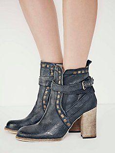 Heirloom Heel Boot