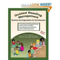 Guided Reading Management by Pat Pavelka