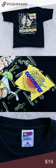 Vintage Jamaican Me Crazy Florida T-Shirt Condition: 7/10 (Measurements upon request!)  Ships same or next day via USPS Priority Mail from sunny Orlando, FL :)  Please Note these are ACTUAL PHOTOS of the product listed.   Reasonable offers are warmly welcomed & your purchase is greatly appreciated!   Poshmark Ambassador   4.9 Top Rated Seller   Top 10% Seller   Top 10% Sharer Vintage Shirts Tees - Short Sleeve