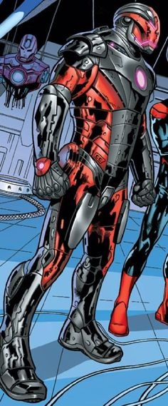 Iron Man (Anthony Stark_Earth-13584)