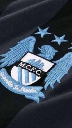 MCFC Manchester City Blue