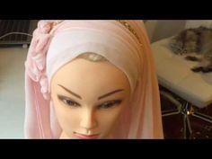 ارقى لفات الحجاب العصرية للمناسبات - YouTube
