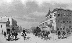 The Harrison-Levy shoot out in Cheyenne, Wyoming (1877) was the end to a gambling argument between Jim Levy, Irish Jewish gunfighter, and Charlie Harrison, gambler and gunfighter. The argument led to insults, with the men deciding to take their fight outside. With the town of Cheyenne knowing of Harrison's gun fighting skills, they thought for sure Levy would be dead soon. The two square-up. Levy's shot goes amiss and Harrison's shot makes contact sending Harrison to the ground and death…