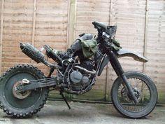 post apocalyptic bike - Google Search
