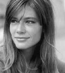 Francoise Hardy French singer and actress from the 60s