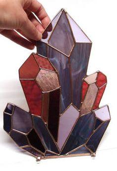 Original Design, Boho Chic D Stained Glass Projects, Stained Glass Patterns, Stained Glass Art, Stained Glass Windows, Mosaic Glass, Glass Cabin, Gypsy Decor, Boho Gypsy, Stained Glass Suncatchers