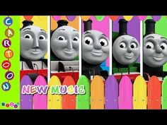 Thomas and Friends Nursery Rhymes By KidsF Nursery Rhymes Lyrics, Thomas And Friends, Make It Yourself, Youtube, Thomas The Train
