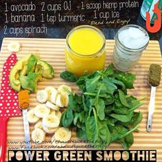 Memory-Enhancing Smoothie Recipes — Dishmaps