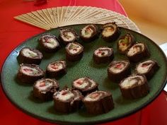dessert sushi!