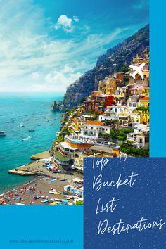 Romantic Honeymoon Destinations, Honeymoon Spots, Bucket List Destinations, Vacation Destinations, Dream Vacations, Travel Inspiration, Cruise, World, Wanderlust