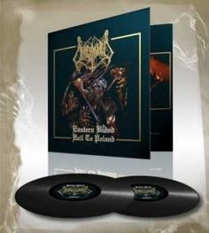 "Unleashed ""eastern blood - hail to Poland"" (black vinyl, lim. edition), 2-LP"