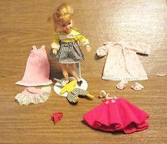 Sweet little 1965 Tutti doll.....