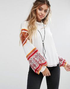 Free People Northern Lights Sweater