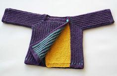 Ravelry: Angle (Lille vinkel) pattern by Tora Frøseth Design