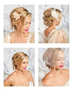 coiffure mariage 2013 cheveux courts