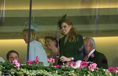Princess Beatrice has been well known for her enthusiasm during horse racing in the past. - 14 June 2016;