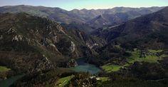 Cuenca del Río Navia #Asturias