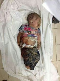 Another child murdered by Israel