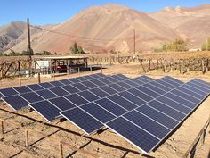 Aplicaciones pra predios agrícolas, Energía fotovoltaica - una fuente de energía inagotable