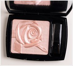Lancome Moonlight Rose Illuminating Powder. Photo from www.temptalia.com