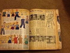 1941 Sears Roebuck & Company Spring & Summer  Catalog Chicago Store