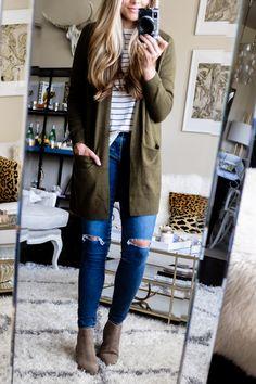 5 Wardrobe Staples You Need This Fall | The Teacher Diva