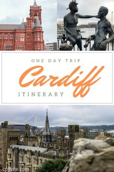 One day is all you have to visit the lovely city of Cardiff? Worry not there is still plenty you can do in the Welsh Capital on a day trip. Here is my one-day itinerary of Cardiff with 5 things to do there if you're planning a trip to Wales Capital. Europe Destinations, Europe Travel Guide, Travel Guides, Travel Uk, Travel Plan, Honeymoon Destinations, Travel Goals, Travel Hacks, One Day Trip