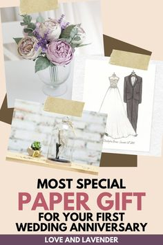 Make this day meaningful and let your partner know that he or she is highly appreciated. Discover the most special paper gift compilation for your 1st wedding anniversary here! #weddinganniversary #weddinganniversarygifts #firstweddinganniversarygifts #firstanniversarypapergiftsideas #firstyearofmarriagegifts #paperanniversarygifts
