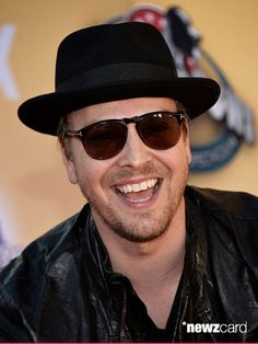 Singer Gavin DeGraw arrives at FOX's Cause For Paws