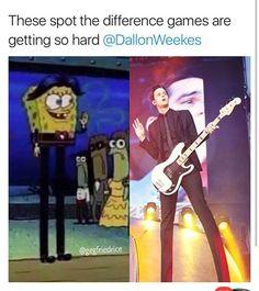 He's so tall