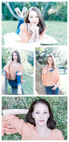 Senior pictures taken in Hanna Park in Jacksonville, FL. Senior picture & pose ideas. Senior portrait inspiration. Jacksonville, Ponte Vedra and St.Augustine senior photographer.  Maris Kirs Photography | www.mariskirsphotography.com