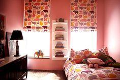 #DwellStudio founder's ( Christiane Lemieux) daughter's room