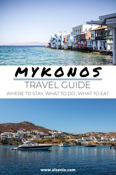 Mykonos Greece is one of the most famous Greek Islands and in this travel guide I am sharing why Mykonos should be your in your Greece travel itinerary. You will also learn the best things to do in Mykonos Greece and your ultimate Mykonos Greece Travel Guide.