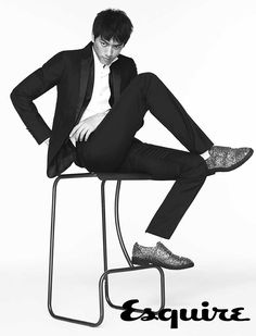 Sung Joon for Esquire Sept`15