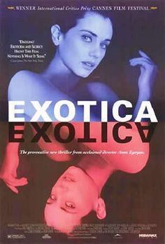 Atom Egoyan can be a brilliant filmmaker, this is one of his best efforts