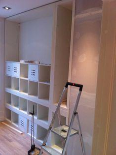 IKEA Hackers: Expedit Walk-In-Closet