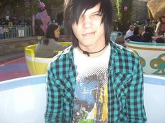 Young Andy Biersack ^.^