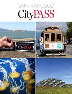 Save time and money with CityPASS! San Francisco CityPASS