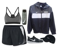 """Just Do It"" by kayladaas on Polyvore featuring NIKE"