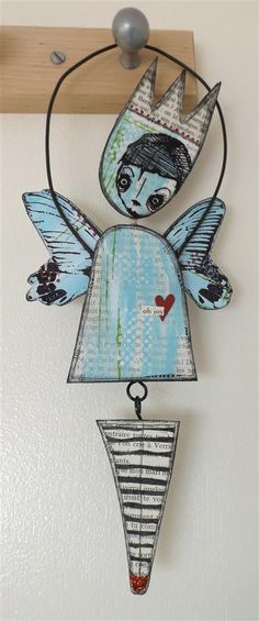 DT project for A Sprinkle Of Imagination http://www.inkpaintbeads.blogspot.co.uk/2014/08/oh-joy-art-doll-tutorial.html