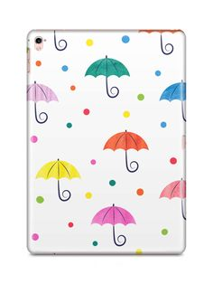 Umbrellas iPad Case by NJsBoutiqueCo on Etsy