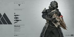 Bungie and 3A proudly announce the highly anticipated DESTINY WARLOCK – the second figure in 3A's 1/6th Scale Collectible Figure Series from the critically acclaimed game, DESTINY. Pre-order begins July 7th!