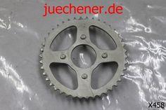 Honda CB 50 Kettenrad Ritzel 42 Zähne 42er  Check more at https://juechener.de/shop/ersatzteile-neu/honda-cb-50-kettenrad-ritzel-42-zaehne-42er/