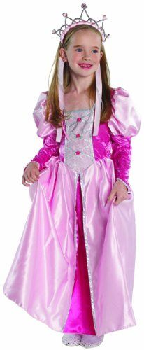 Creative Education's Medieval Queen Gown (Small)