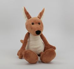 Kami the Kangaroo (16-Inch) Purchase this cute and cuddly plush animal for just $6.95 and we'll donate 100% of the proceeds to Chapters of Hope, a Deseret Book initiative that puts books into the hands of children around the world. What a great #Christmas gift!