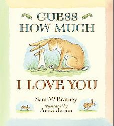 Guess How Much I Love You, Sam McBratney, Anita Jeram. Very sweet book about two rabbits competing to say who loves the other the most. This Is A Book, The Book, Best Children Books, Childrens Books, Young Children, Tween Books, Toddler Books, Toddler Fun, Future Children