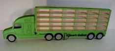 car toy shelf storage truck 20-100 pocket green Toy Shelves, Shelf, Euro, Trucks, Pockets, American, Toys, Green, Wooden Truck